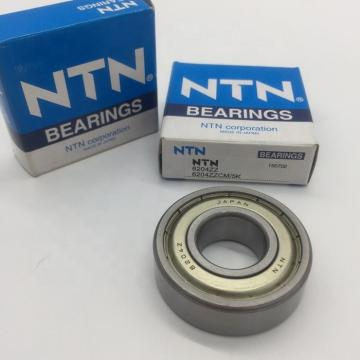 1.772 Inch   45 Millimeter x 3.937 Inch   100 Millimeter x 1.563 Inch   39.69 Millimeter  NTN 3309NR  Angular Contact Ball Bearings